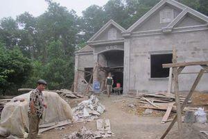 Thanh tra Hà Nội sẽ đối thoại về quản lý, sử dụng đất rừng với người dân thôn Minh Tân (Sóc Sơn)