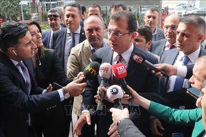 Thổ Nhĩ Kỳ: Đảng đối lập CHP đề nghị hủy kết quả tổng tuyển cử năm 2018
