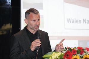 Ryan Giggs: Bóng đá học đường là chìa khóa đưa Việt Nam đến World Cup
