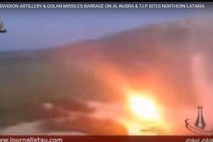Quân thánh chiến phản công thất bại ở Hama - Nga và Syria đánh phá khủng bố ở Latakia