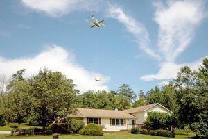 FAA cấp phép giao hàng bằng UAV cho công ty chuyển phát Wing