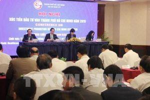 TPHCM mời gọi đầu tư vào 210 dự án, tổng vốn hơn 1,1 triệu tỷ đồng