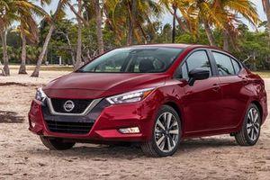 Nissan Sunny lột xác với thiết kế mới đẹp mắt hơn