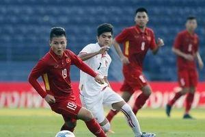 Bất ngờ với địa điểm tổ chức trận U23 Việt Nam gặp U23 Myanmar