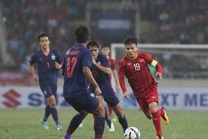 Nóng: Việt Nam đấu Thái Lan ở trận mở màn King's Cup 2019