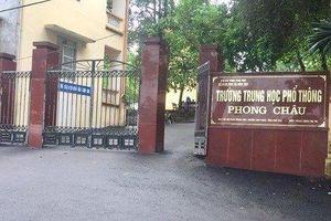 Công an Phú Thọ: Nam sinh bị đồn làm 4 nữ sinh mang bầu đã làm bố