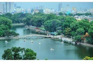 Hà Nội xây bãi xe ngầm 1.700 tỷ đồng trong Công viên Thủ Lệ