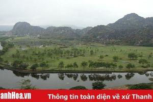 Đầu tư khai thác phát huy giá trị danh thắng quốc gia núi Kim Sơn
