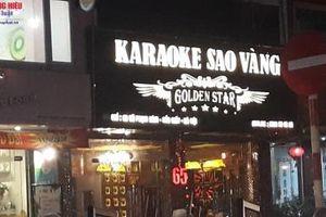Hà Nội: Hàng loạt quán Karaoke không phép ở phường Yên Hòa vẫn ngang nhiên hoạt động