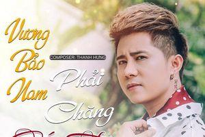Ca sĩ Vương Bảo Nam: Nghiệp hát đã ăn sâu vào máu của tôi