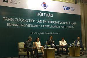 Khơi thông nguồn vốn từ nhà đầu tư nước ngoài cho doanh nghiệp Việt