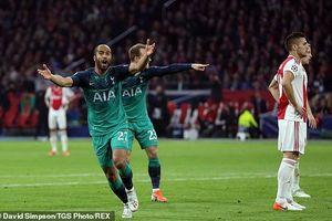 Ajax 2 - 3 Tottenham: Chung kết Champions League 2018/2019 toàn Anh