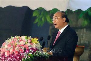 Thủ tướng dự Lễ kỷ niệm 990 năm Thanh Hóa