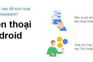 Làm thế nào để cài đặt Google Assistant trên điện thoại Android và iPhone?