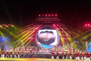 Kỷ niệm 990 năm Thanh Hóa