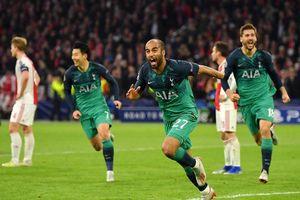 Ngược dòng phút bù giờ trước Ajax, Tottenham vào chung kết gặp Liverpool