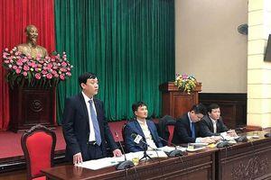 Ông Nguyễn Văn Dũng làm Tổng Giám đốc Tổng Công ty Du lịch Hà Nội