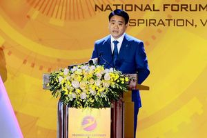 Chủ tịch Hà Nội: Giải bài toán của địa phương bằng công nghệ thông minh