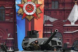 Nga: Diễu binh kỷ niệm 74 năm Ngày Chiến thắng tại Moscow