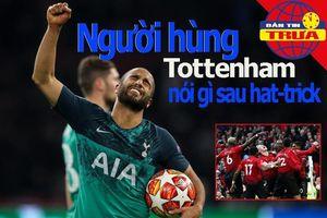 Kỷ lục từ người hùng Tottenham, MU sẽ nhận... 'quà'