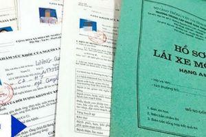 Xử lý 15 người dùng giấy sức khỏe giả học lái xe