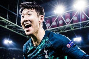 Son Heung-min: 'Tottenham ghi bàn vì có niềm tin'