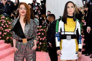 Dây thắt lưng này có gì đặc biệt mà ai cũng diện trong Met Gala 2019?