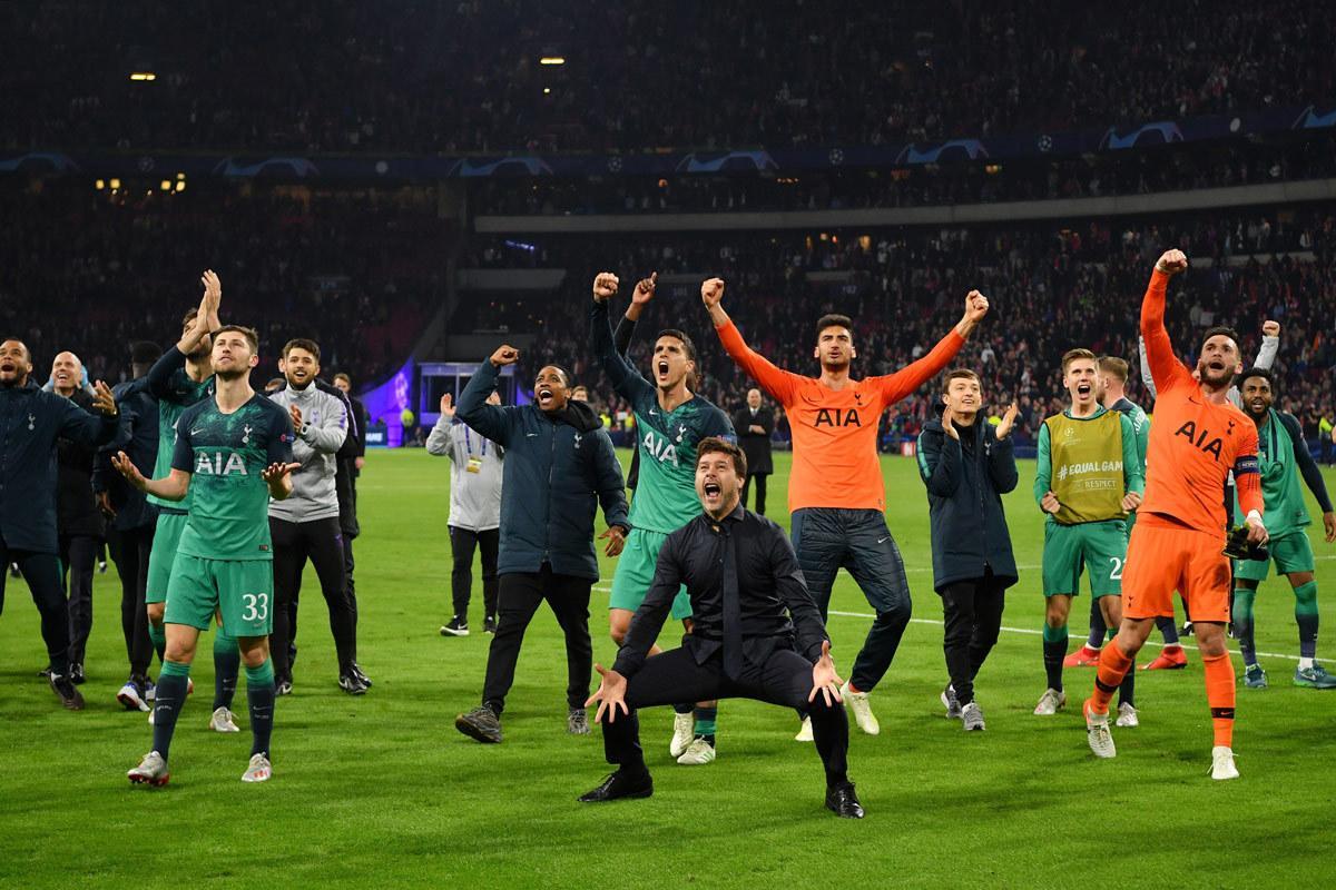 Champions League 2018/2019 - Giải đấu của những màn ngược dòng điên rồ!