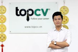 CEO 9x Trần Trung Hiếu: Người bán cơ hội việc làm