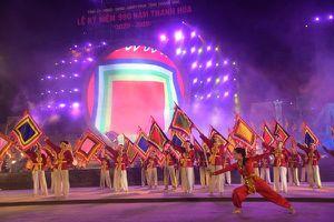 Chương trình chào mừng lễ kỷ niệm 990 năm Thanh Hóa: Hay vì có điểm nhấn