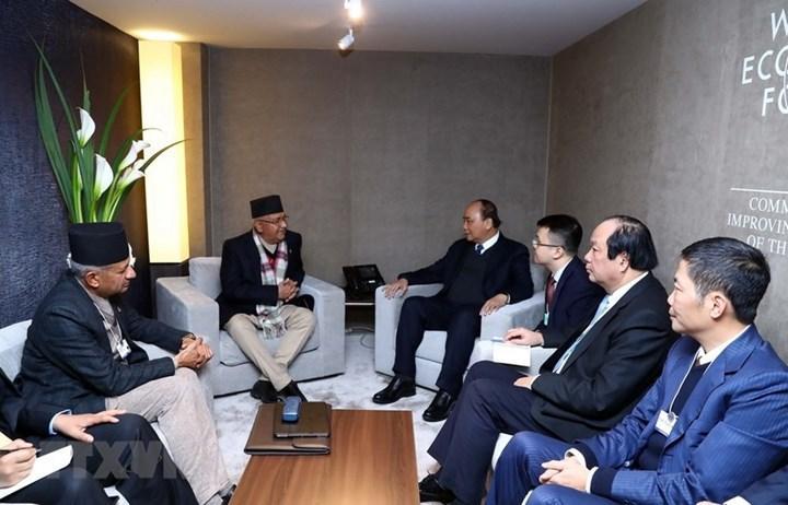Thủ tướng Nepal thăm chính thức Việt Nam và dự Đại lễ Vesak 2019