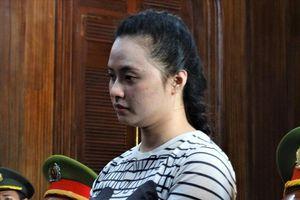 Ngọc Miu từ cười đến bật khóc khi người tình bị đề nghị án tử hình