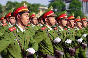 Đề xuất về xử lý kỷ luật cán bộ, chiến sĩ Công an nhân dân