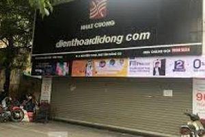 Ông chủ Nhật Cường Bùi Quang Huy là ai mà được 'bao thầu' dịch vụ trực tuyến Hà Nội?