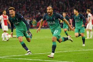 L. Moura đưa cúp Champions League về Anh