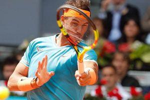 Madrid Open: Nadal, Fognini thi nhau 'bắn hạ' đối thủ chỉ sau 2 ván đấu