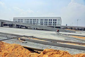 Giữa tháng 8, Bến xe miền Đông mới dự kiến sẽ đưa vào khai thác