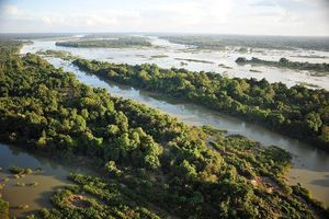 Chỉ còn 1/3 các dòng sông dài nhất trên thế giới được chảy tự do