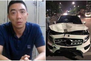 Khởi tố lái xe Mercedes đâm chết 2 phụ nữ ở hầm Kim Liên