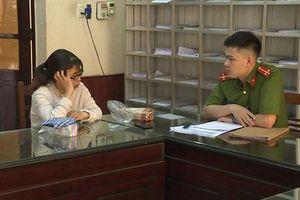 Triệu tập cô gái tung tin bắt thiếu úy hình sự vụ cô gái giao gà Điện Biên