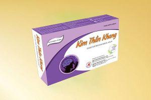 TPCN Kim Thần Khang quảng cáo lập lờ như thuốc... nên tẩy chay?