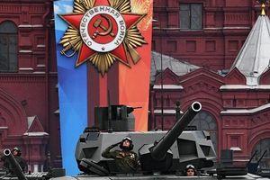Lễ duyệt binh hoành tráng mừng ngày chiến thắng trên Quảng trường Đỏ