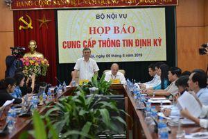 Bộ Nội vụ đề xuất bỏ hình thức kỉ luật giáng chức