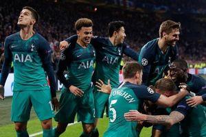 Màn lội ngược dòng khó tin của Tottenham