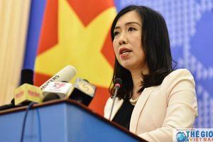 Việt Nam mong Mỹ và Trung Quốc giải quyết bất đồng thương mại thông qua đối thoại