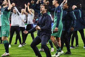 Ngược dòng đỉnh cao, Tottenham vào chung kết Champions League