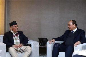 Thủ tướng Nepal và Phó tổng thống Ấn Độ thăm chính thức VN, dự Đại lễ Vesak