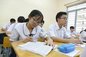 Thi THPT quốc gia: Chiến lược ôn thi từng phần kiến thức tiếng Anh