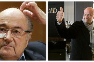 Cựu Chủ tịch FIFA Blatter kiện đương kim chủ tịch Infantino