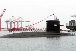 Đài Loan khởi công xưởng tàu ngầm, dự định đóng 8 chiếc